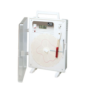 Circular Temperature Chart Recorders | CT88 Series
