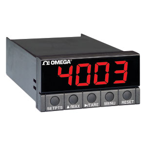 Temperature controller / panel meter | DP25B-RTD