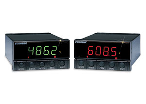 Temperature, Process, Strain, pH or ORP Meters with Optional Relays, Analog Outputs and Display Options | DP25 Series (SEE DP25B SERIES)