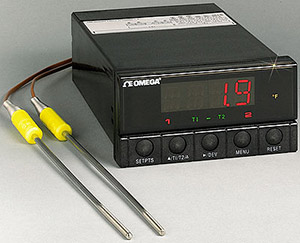 Dual Input Temperature Indicator | DP26 Series