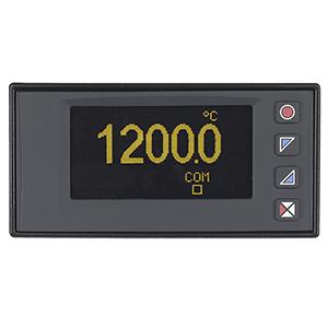 Medidor con pantalla para temperatura y procesos | DP400TP