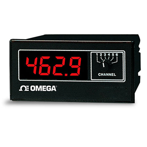 Easy to Use Temperature Panel Meter | DP460-T