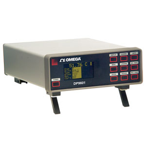 High Precision Digital RTD Thermometer/Data Logger | DP9601 Series