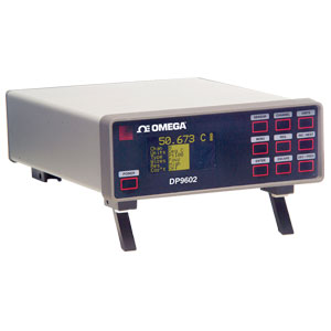 High Precision Digital RTD/ThermocoupleThermometer/Data Logger | DP9602 Series