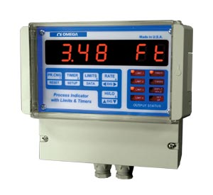 Wall-Mount Programmable Process Monitor | DPS3311