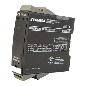 Universal Transmitter with programmable display, multi-input compatible