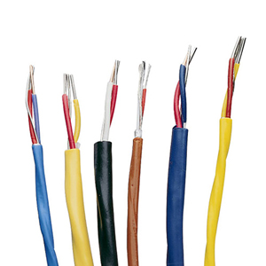 Twisted Shielded UL Listed Extension Grade Thermocouple Wire | EXPP-K-(*)-TWSH-UL
