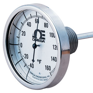 bimetal thermometer | G Series