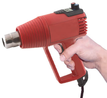 Heat Guns with Digital LCD | HG Series