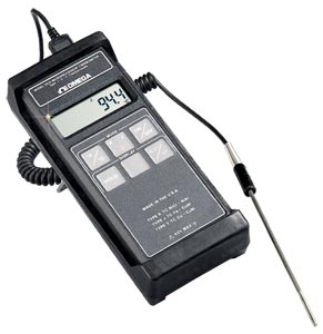 Termómetros digitales  |