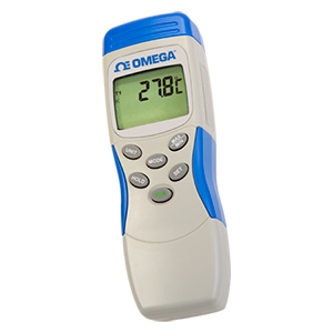 Single J/K/T Input Thermocouple Thermometer | HH-25U