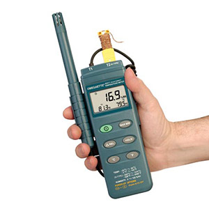 Humidity Temperature Meter   OMEGAETTE™ HH311 Series