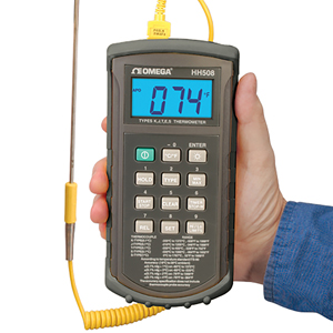 Thermocouple Meters | HH508 and HH509