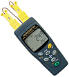 Handheld Thermocouple Thermometer with RS232 - Discontinued