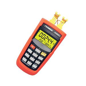 써모커플 데이터로거 Handheld Digital Thermometers | HH802 시리즈