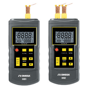 Digital Thermometers | Industrial Thermometer | Economical Thermometers | HH90, HH91, HH92