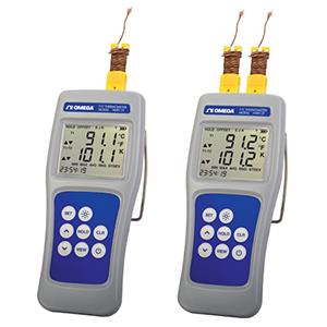 高精度多通道数字热电偶温度计  | HH911T-HH912T