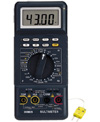 SUPERMETER Full Function Auto-Ranging Digital Multimeter/Thermometer