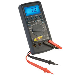 Digital Multimeter, Digital Thermometer | HHM9007R