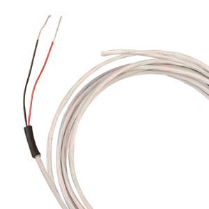Sensores de termistor flexibles herméticos con revestimiento de PFA | Serie HSTH-44000