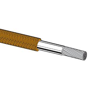 실리콘 고무 절연 고온 히터 연결 와이어 | HTRG-1CU 시리즈