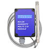 Wall, Remote, or Duct Mt. Temp, RH, Dew Pt, or BP Transmitters