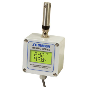 Temperature/Relative Humidity Transmitters | HX93BC