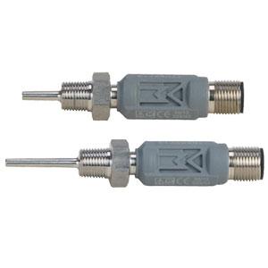 소형 M12 RTD 온도 트랜스미터 - 프로그램 가능 | M12TXC