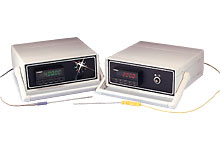 Benchtop Temperature Meters | MDS, DS, MDSS, DSS Series