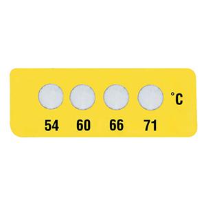 示温材(不可逆性 温度ラベル)、耐熱:40〜260℃ | ML4C | ML4C