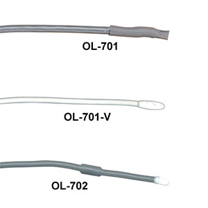 Precision Linear Thermistor Sensors General Purpose Sensor can be buried | OL-701 and OL-702 Series