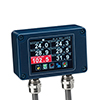 6 Channels Infrared Temperature Monitoring System RS485 and