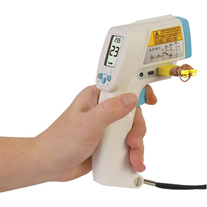 Infrared Thermometer with USB Interface | OS1327D