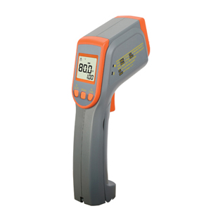 Non-Contact Infrared Thermometer W/ Relative Humidity,Type K | OS418-LS