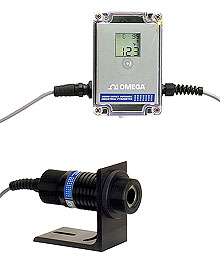 Noncontact Infrared Thermometer Transmitter | OS550 Series - See the NEW OS550A Series