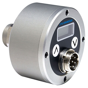 Compact Fixed IR Sensor with Adjustable Emissivity and Display | OSAE-SERIES