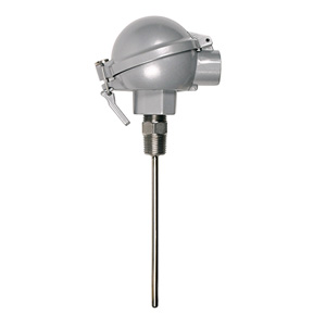 Industrial RTD Probe with Aluminum Protection Head | PR-18