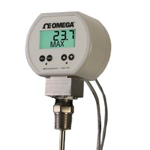 Digital Temperature Gauge | PRTXB and PRTXAL Series