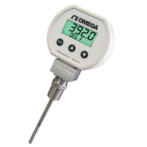 Temperature Transmitter with Display and RTD Sensor | PRTXD Series