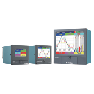 Paperless Recorders | Touch Screen Chart Recorders | RD1000_RD2000_RD3000