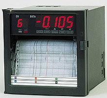 Multi Channel Programmable Chart Recorders, 100mm (4