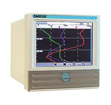 Registrador sin papel y sistema de adquisición de datos | Serie RD8800