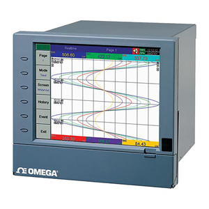 Paperless Temperture Recorder | RD8900 Series