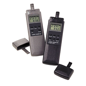 Temperature Humidity Dewpoint Handheld | RH80 Series