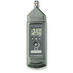 Higrómetro portátil. Medidor de humedad y temperatura | RH85