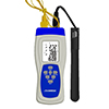 Handheld Temperature/Humidity Meter with SD Card Data Logger