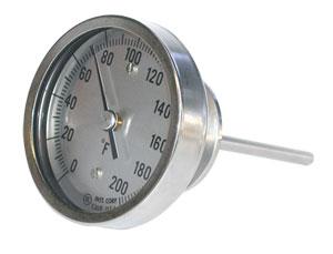 Bimetal Thermometers | AA, BB, JJ and LL Bimetal Thermometers