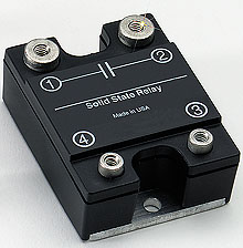 Solid State Relay | SSRDC100V Series
