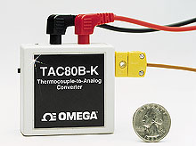 Thermocouple to Analog Converter | TAC80B Series