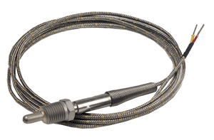Rugged Pipe Plug Thermocouple Probe with 1/4 NPT or 1/8 NPT Fitting | TC-(*)-NPT Series